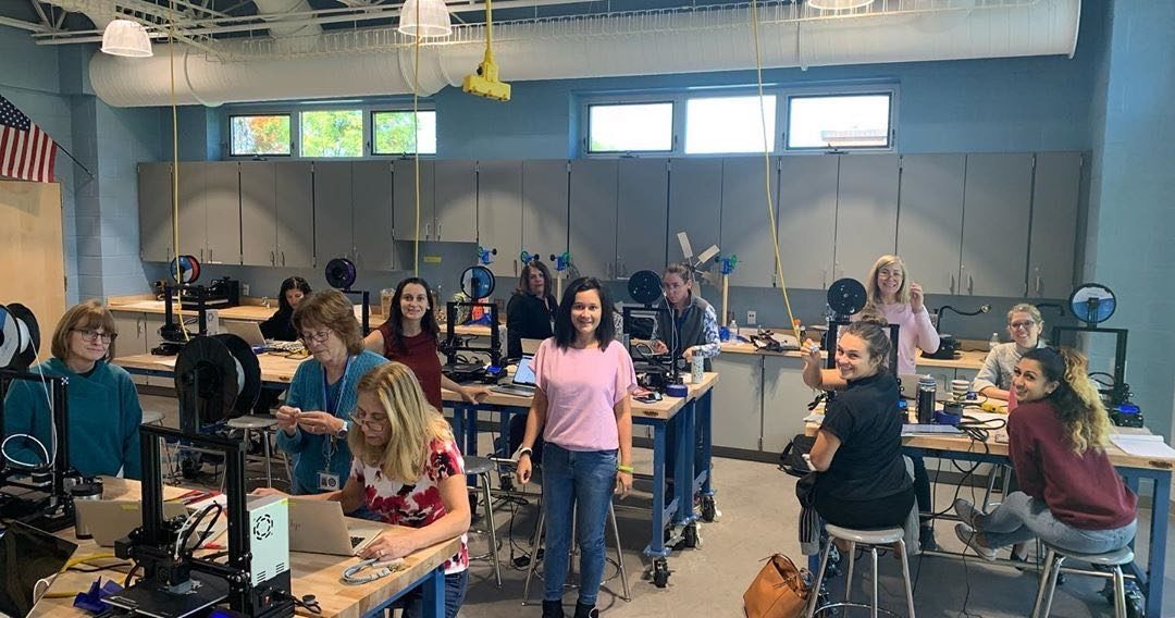 Build and Learn with Girls